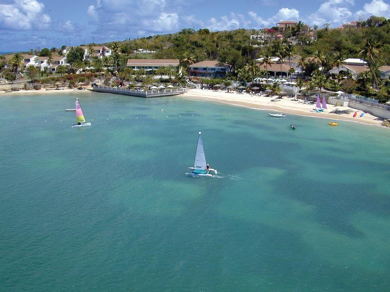 Hotel Blue Waters Antigua und Barbuda
