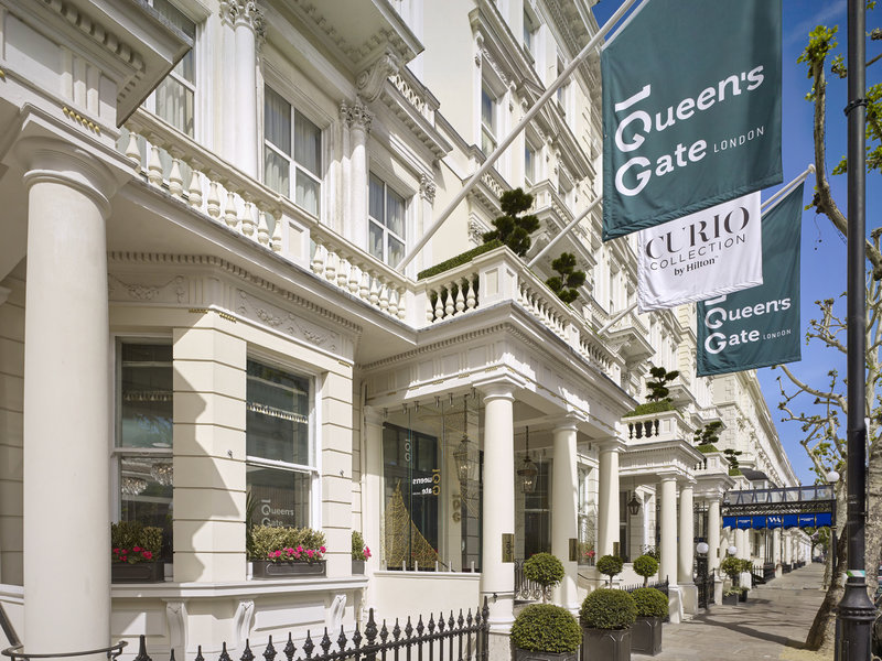 Hotel 100 Queen's Gate Hotel London, Curio Collection by Hilton Großbritannien