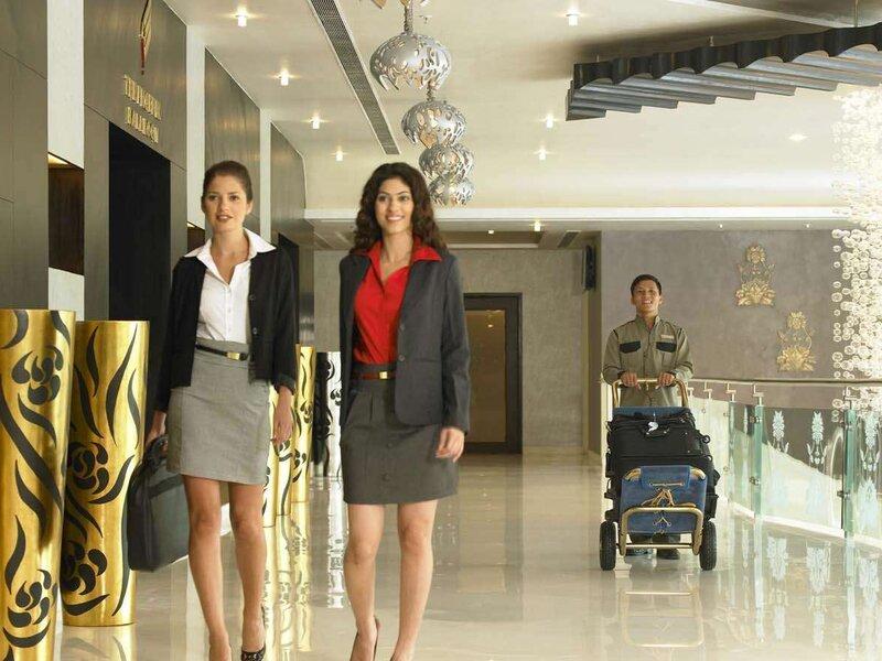 Hotel The Zuri Whitefield Indien