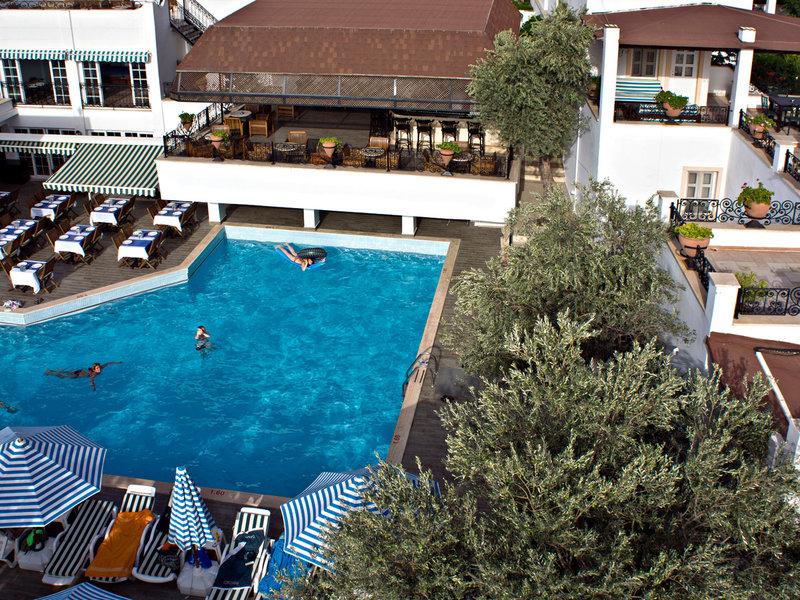 Hotel Hotel Comca Manzara Türkei