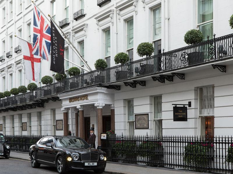 Hotel Rocco Fortes Browns Hotel Großbritannien