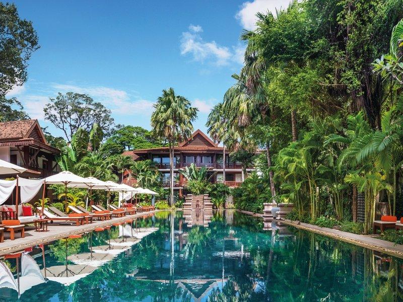 Hotel Belmond La Residence D'Angkor Kambodscha