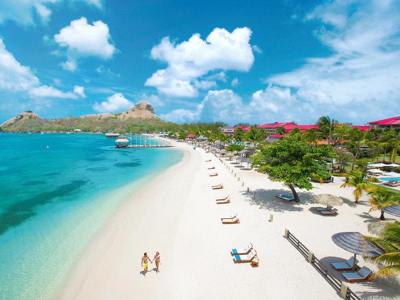 Hotel Sandals Grande St. Lucian Spa Beach Resort St. Lucia
