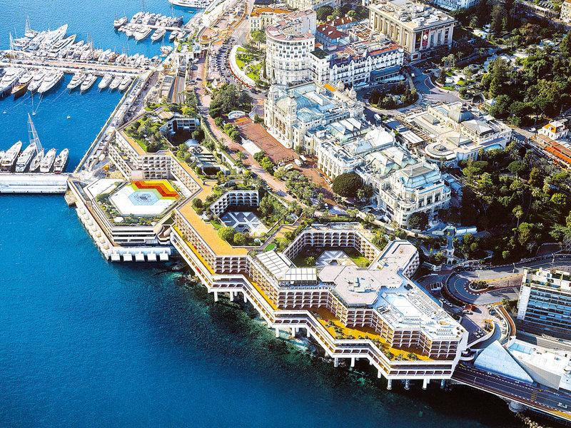 Hotel Fairmont Monte Carlo Monaco