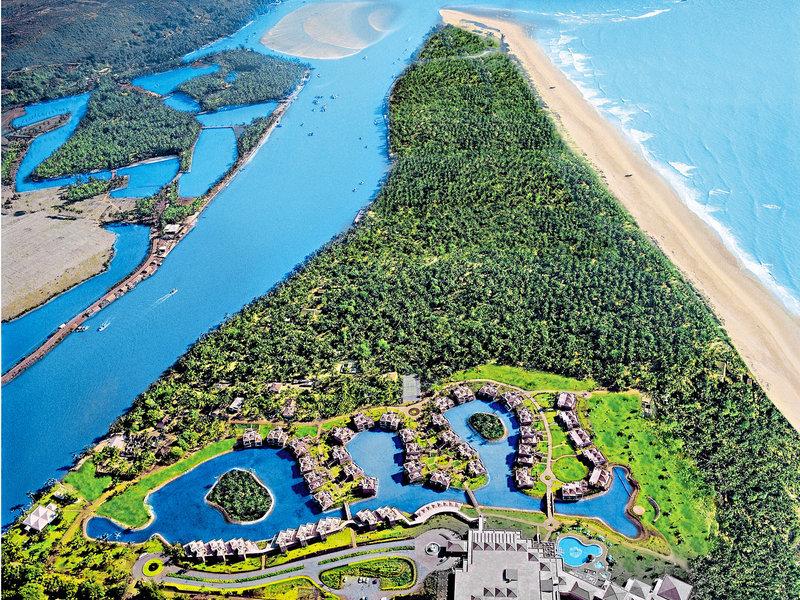 Hotel The Leela Goa Indien