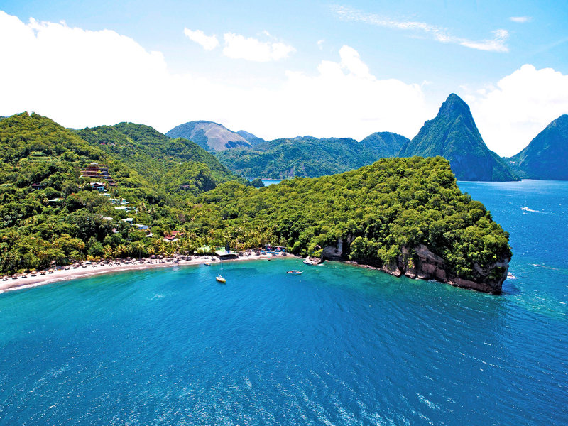 Hotel Anse Chastanet St. Lucia