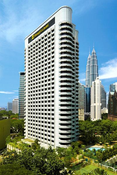 Hotel Shangri La Hotel, Kuala Lumpur Malaysia