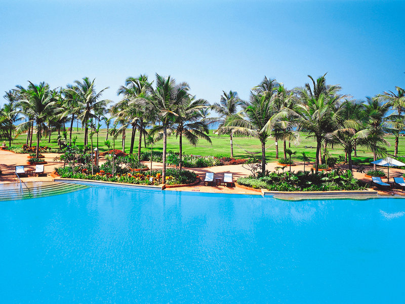 Hotel Taj Exotica Resort & Spa, Goa Indien