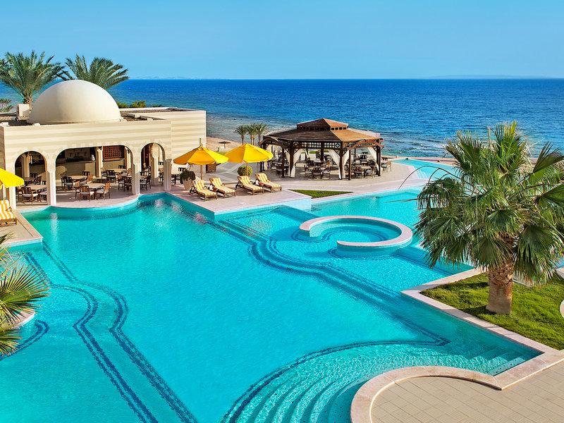 Hotel The Oberoi Beach Resort Sahl Hasheesh Ägypten