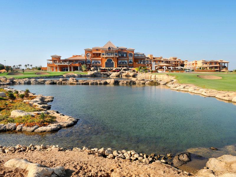 Hotel The Cascades Golf Resort, Spa and Thalasso at Soma Bay Ägypten