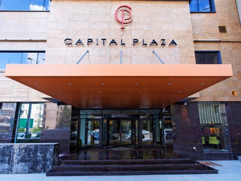 Hotel Capital Plaza Rumänien