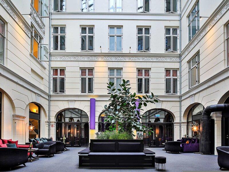 Hotel Kong Frederik Dänemark