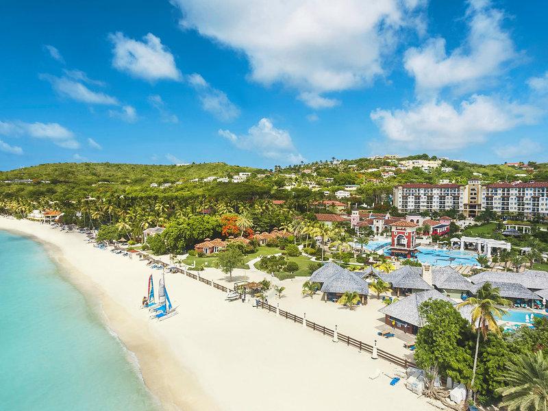Hotel Sandals Grande Antigua Resort und Spa Antigua und Barbuda