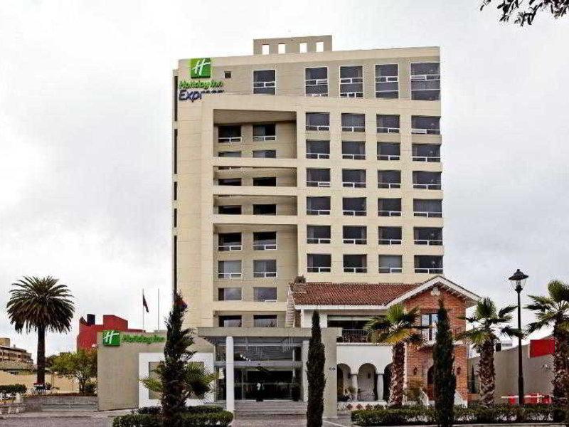 Hotel Holiday Inn Express Quito Ecuador