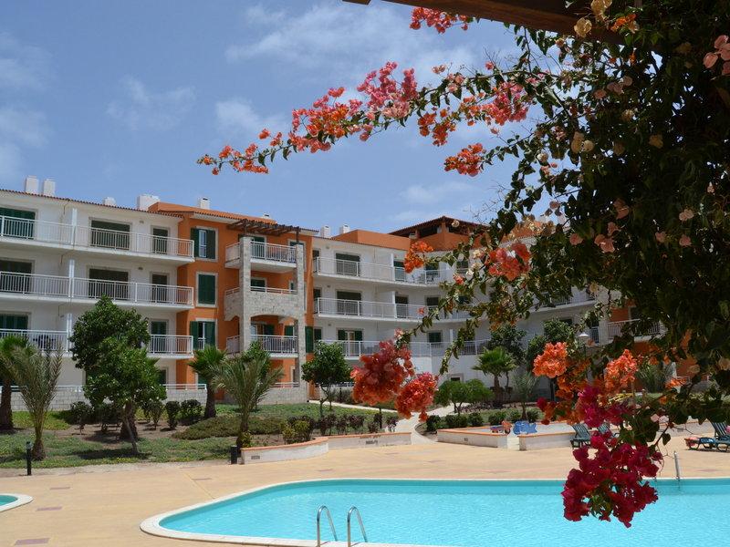 Hotel Aguahotels Sal Vila Verde Kap Verde