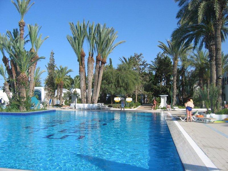 Hotel Club Sangho Zarzis Tunesien