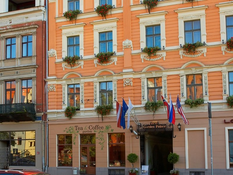 Hotel Grand Palace Hotel Lettland