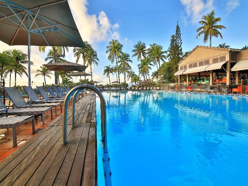 Hotel La Creole Beach Hotel  Spa Guadeloupe