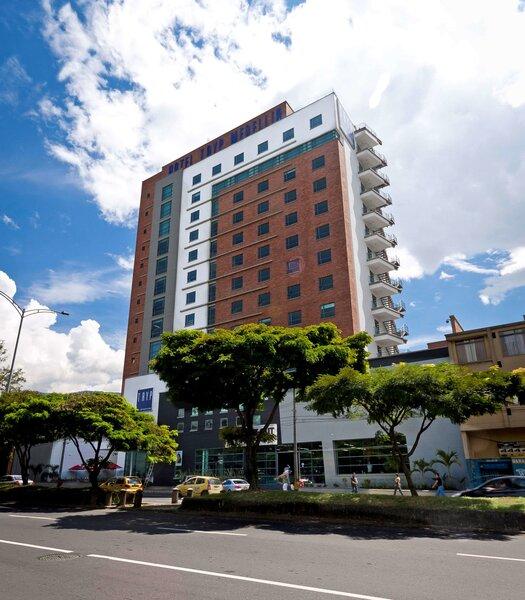 Hotel Hotel Tryp Medellin Kolumbien