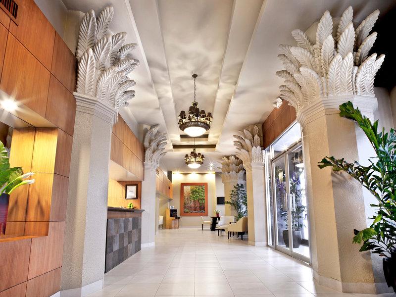 Hotel Palace Guayaquil Ecuador