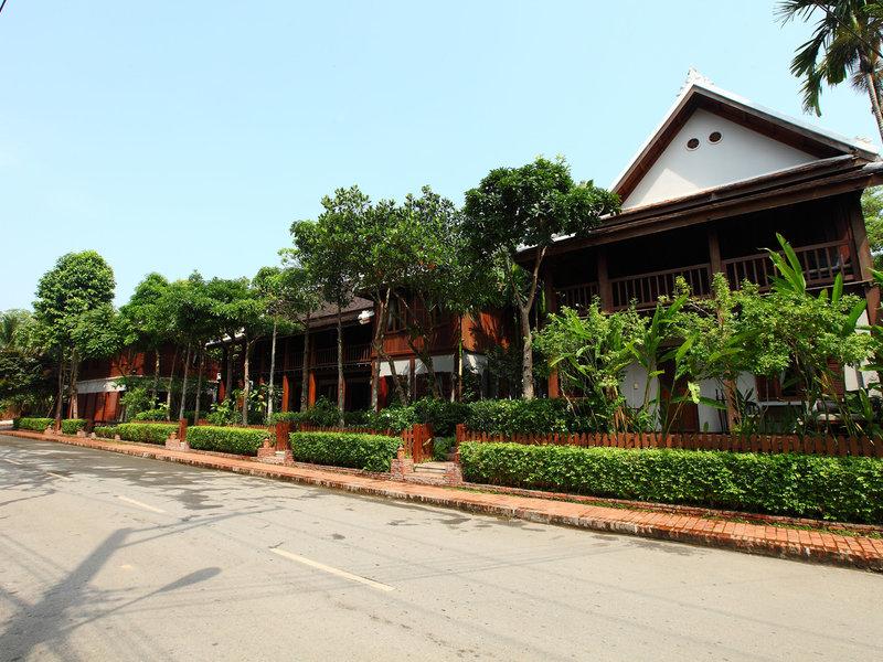 Hotel Burasari Heritage Luang Prabang Laos