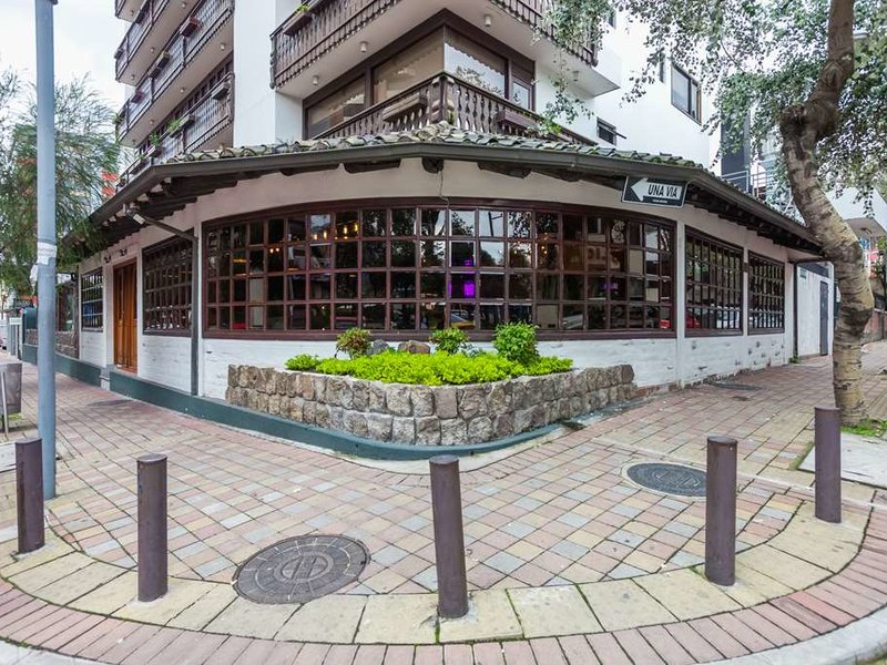 Hotel Sebastian Ecuador