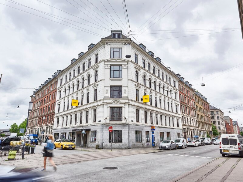 Hotel Zleep Hotel Copenhagen City Dänemark
