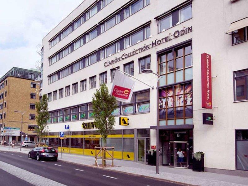 Hotel Clarion Collection Odin Schweden