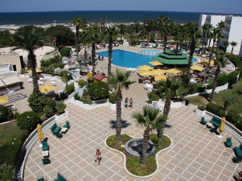 Hotel Tropicana Tunesien
