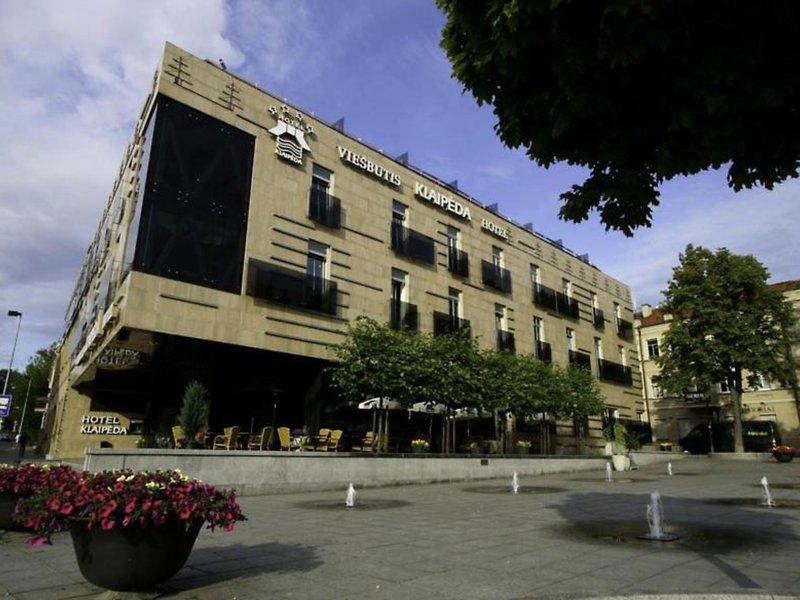 Hotel Amberton Litauen