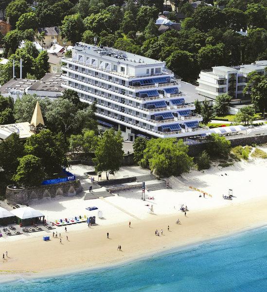 Hotel Baltic Beach Hotel Lettland