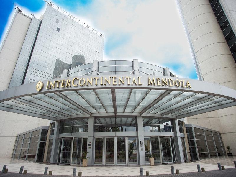 Hotel Intercontinental Mendoza Argentinien