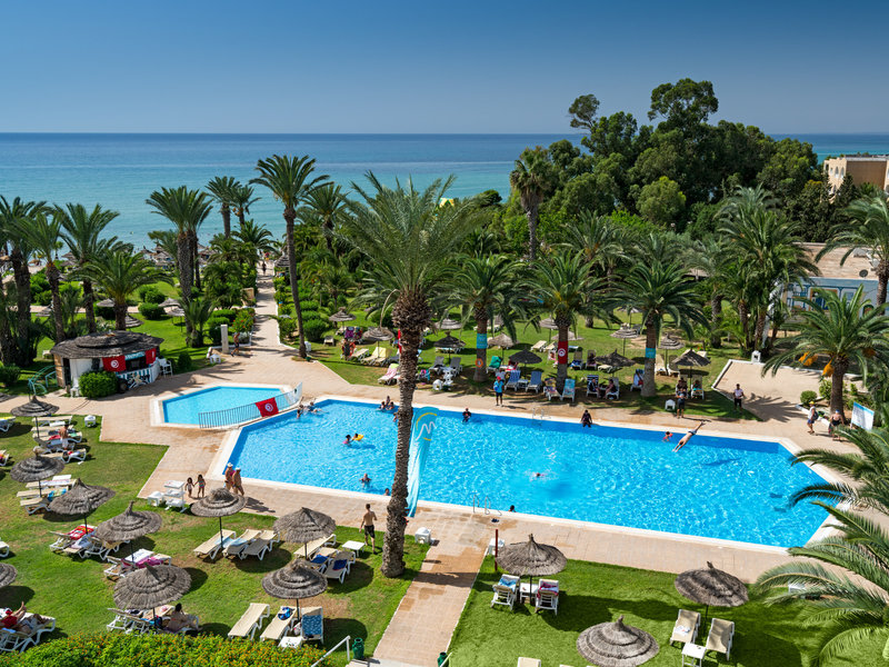 Hotel Palm Beach Club Hammamet Tunesien