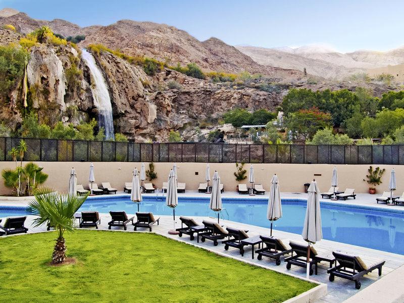 Hotel Ma'in Hot Springs Jordanien