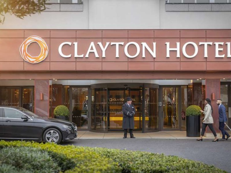 Hotel Clayton Hotel Burlington Road Irland