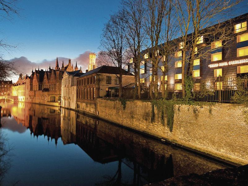 Hotel Grand Hotel Casselbergh Belgien