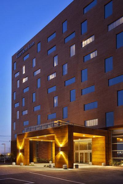 Hotel Hilton Garden Inn Santiago Chile