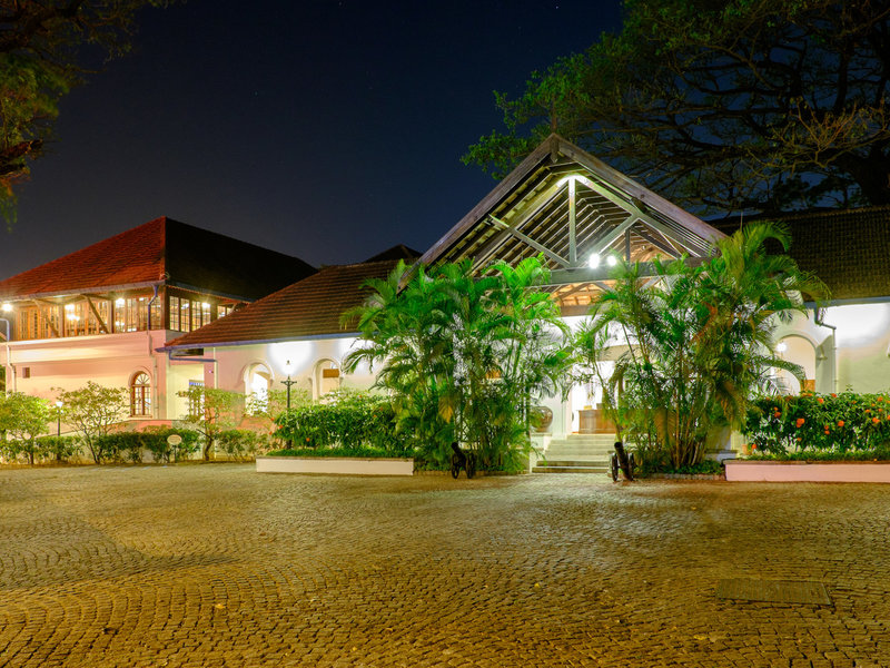 Hotel Brunton Boatyard Indien