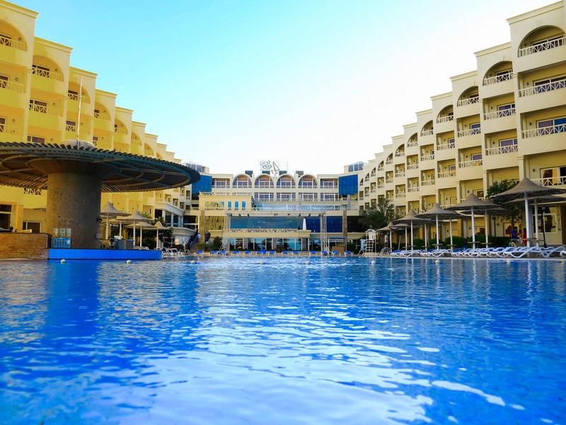 Hotel AMC Royal Hotel Hurghada Ägypten