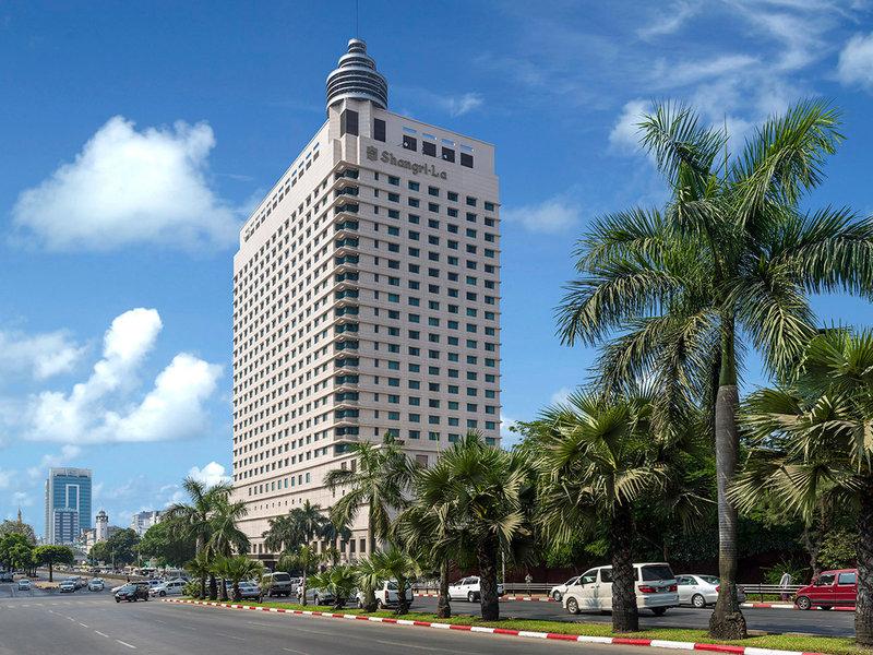 Hotel Sule Shangri-La, Yangon Myanmar