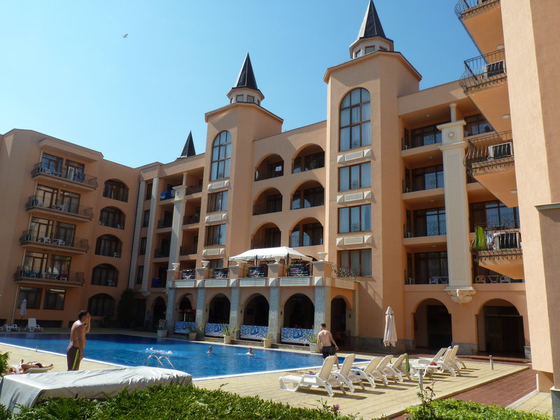 Hotel Hotel Palazzo Bulgarien