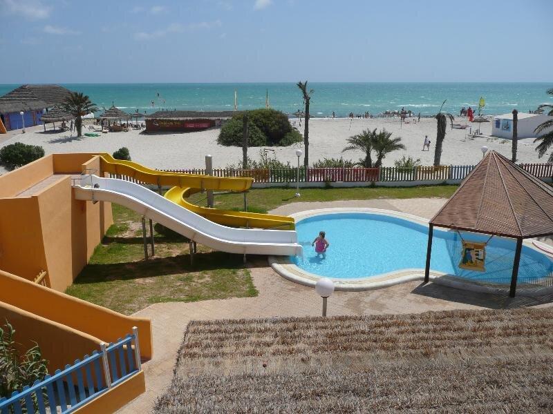 Hotel Hotel Caribbean World Thalasso Djerba Tunesien