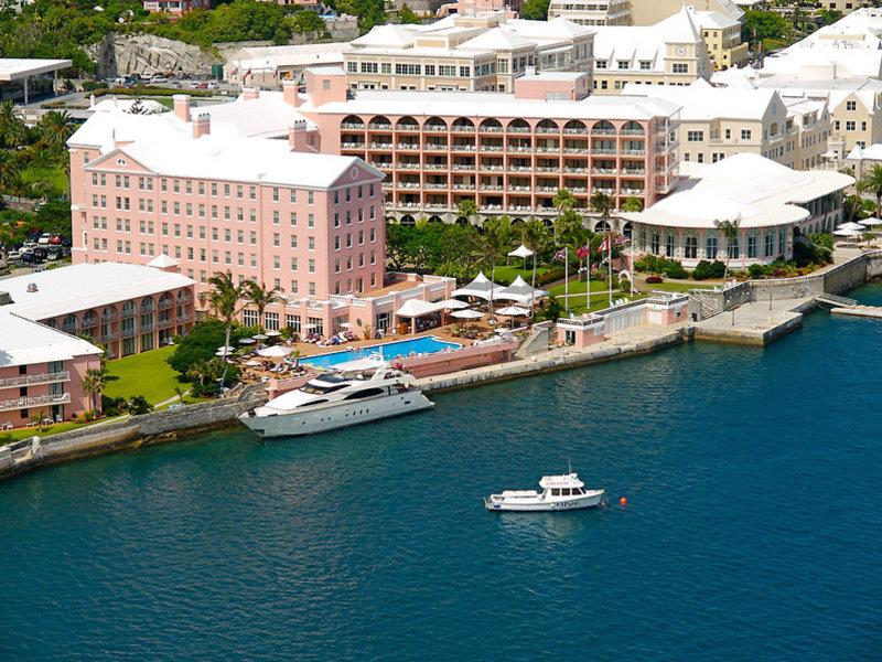 Hotel Fairmont Hamilton Princess Bermuda