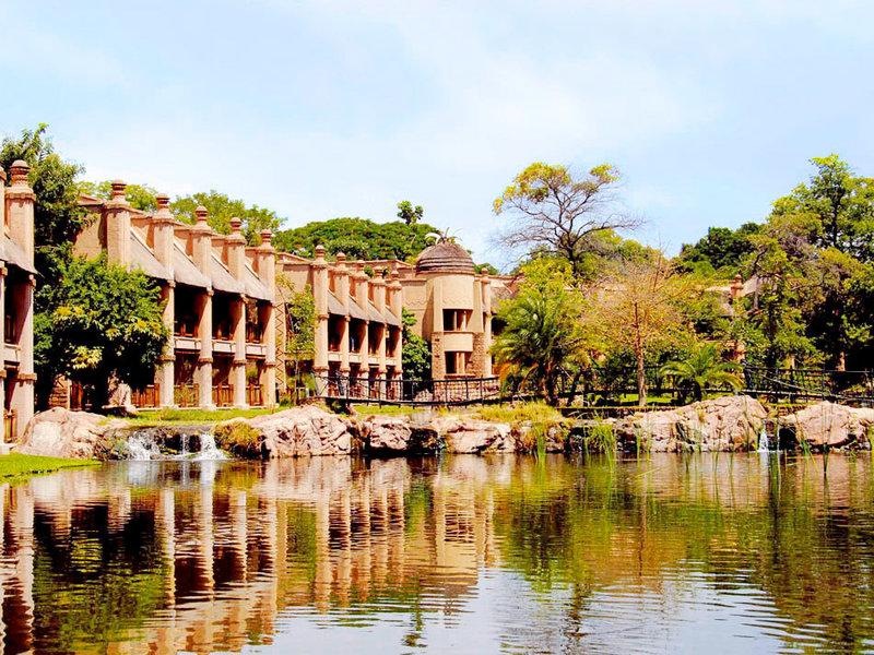 Hotel The Kingdom at Victoria Falls Simbabwe