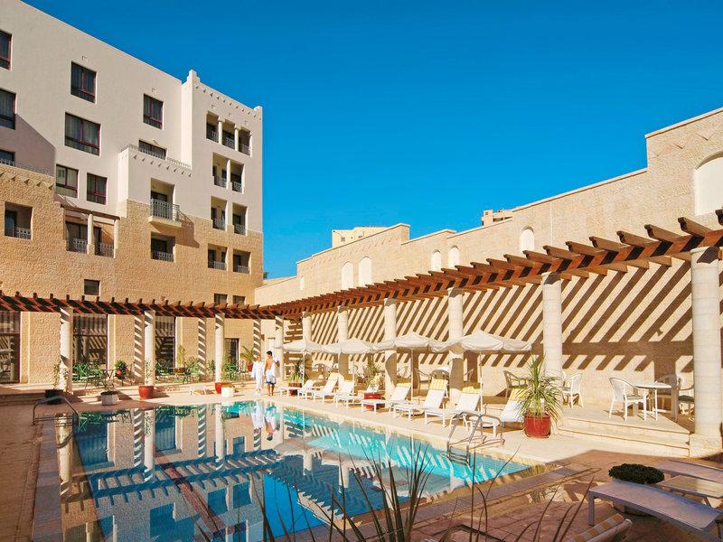 Hotel Hotel Mövenpick Resort Petra Jordanien