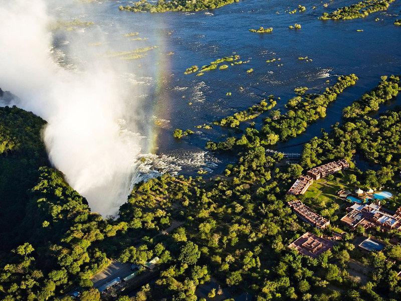 Hotel AVANI Victoria Falls Resort Sambia