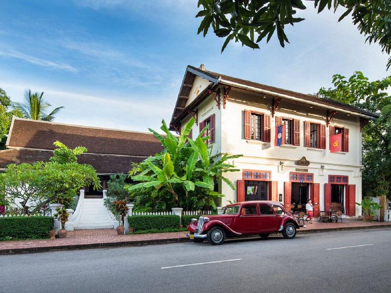 Hotel 3 Nagas Luang Prabang - MGallery by Sofitel Laos