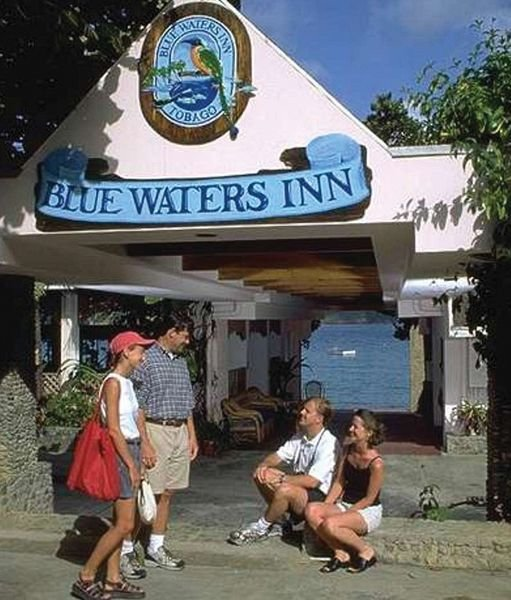 Hotel Blue Waters Inn Trinidad und Tobago