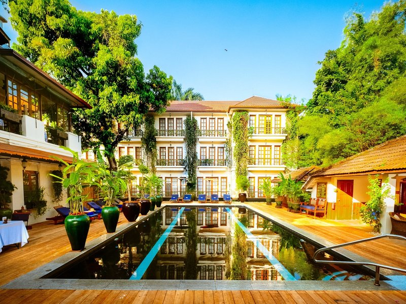 Hotel Savoy Hotel Yangon Myanmar