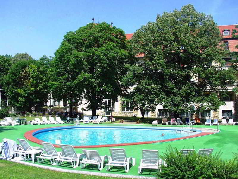 Hotel Danubius Health Spa Resort Thermia Palace Slowakei